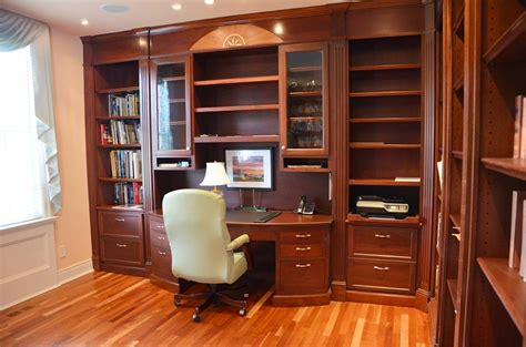 Kitchen Cabinet Desk Ideas by Built In Bookcases Ideas For Small Space