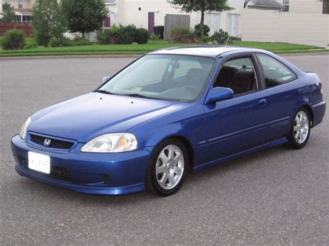 2000 Honda Civic Coupe by Civic 2000 Coupe Www Pixshark Images Galleries