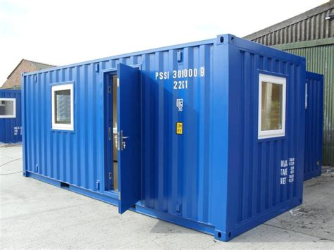 Office Container 20ft shipping container conversion drying room