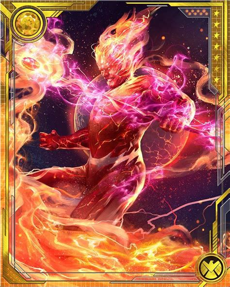 marvel woh card template rpgotg what if firelord marvel war of heroes