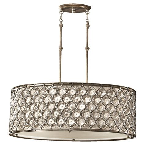 Chandeliers And Pendant Lighting Murray Feiss F2569 3bus Lucia Modern Contemporary Drum Pendant Light Mrf F2569 3bus