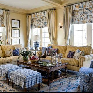 Blue Yellow Living Room by Blue Yellow Living Room Decorating Ideas