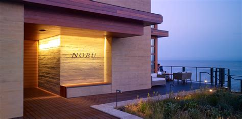 reservations nobu malibu the 10 supreme waterfront restaurants in the world