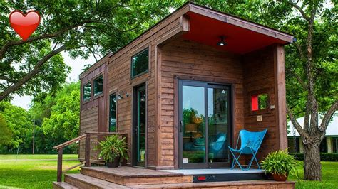 Tiny House Design the most incredible tiny house single loft from texzen