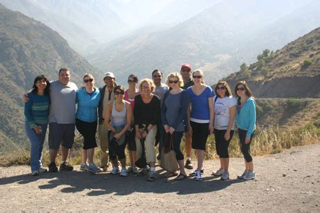Mba Andes by 2011 Tour Chilean Study Tour Loyola Maryland