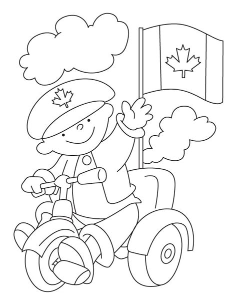 Free Coloring Pages Of Canadian Money Canada Colouring Pages