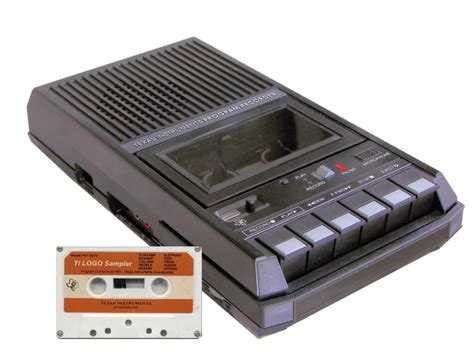 cassette recorder ti 99 program recorder