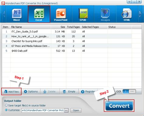 converter pdf to excel how to convert pdf files to excel perfectly