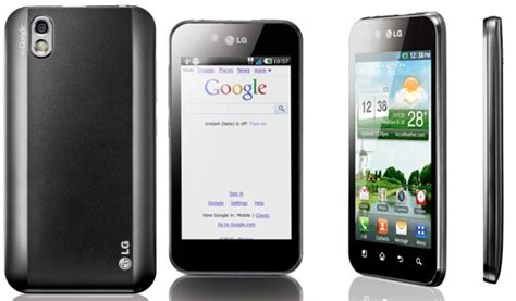 Lg Prada Wont Kill The Iphone Selling Iphones Today Half Size Bras by Lg Optimus Black P970 Android Review Tech Exclusive