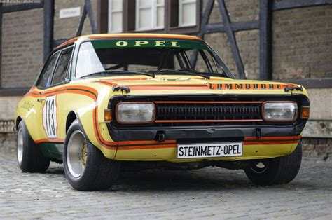 opel race car opel commodore a race car classic cars pinterest