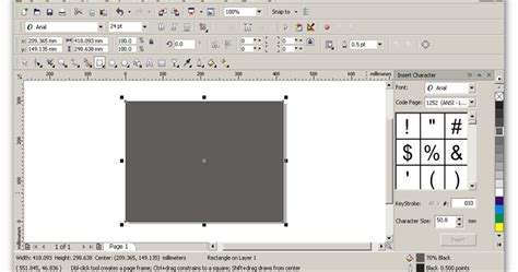 cara membuat spanduk dengan coreldraw desain corel draw cara membuat desain mmt atau spanduk dengan coreldraw