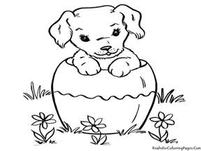 pictures of dogs to color realistic coloring pages of dogs realistic coloring pages