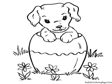coloring book pages dogs realistic coloring pages of dogs realistic coloring pages