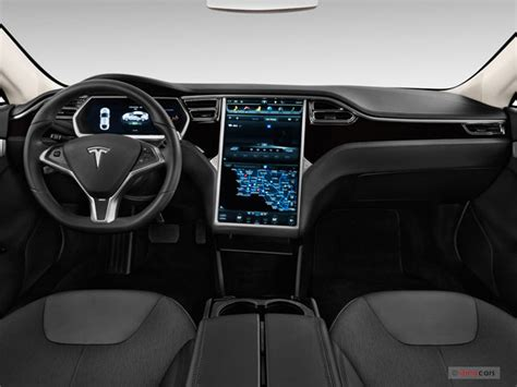 new interior image of tesla model 3 surfaces 2015 tesla model s pictures dashboard u s news world