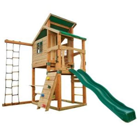 swing n slide playset swing n slide playsets hideaway clubhouse playset pb 8129