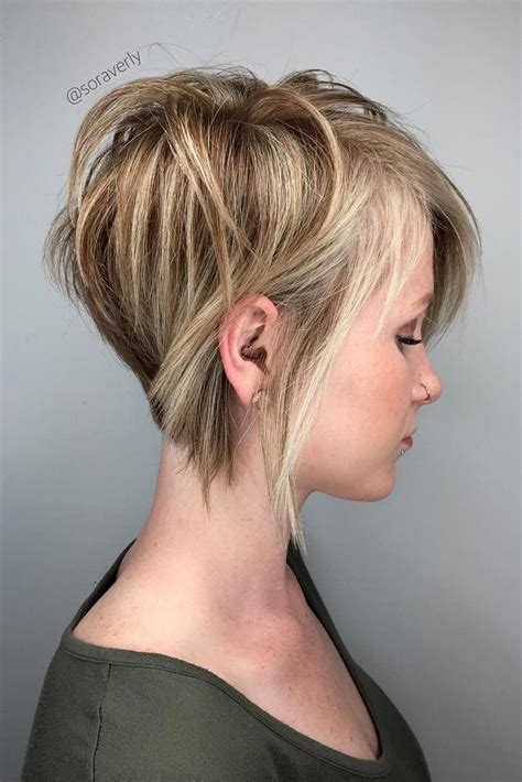 highlights in very short hair 25 best ideas about highlights for short hair on