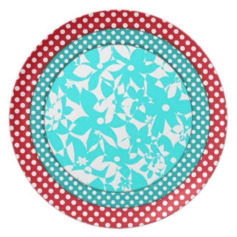 what compliments pink polka dot plates polka dot plate designs