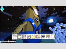 DESPICABLE ME 2 MINION Minecraft XBOX 360 BUILD preview ... Minion Despicable Me 2