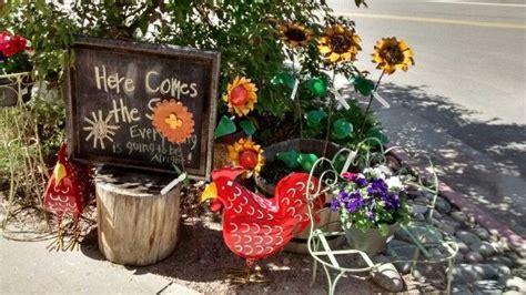 pin  kathy collins  garden retail displays garden