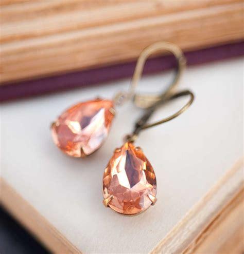 buy earrings vintage estate wedding dangle earrings estate style earring bridesmaids
