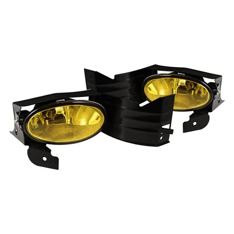 Yellow Fog Lights by Spyder 174 Fl Ha08 Y 5015426 Yellow Oem Style Fog Lights