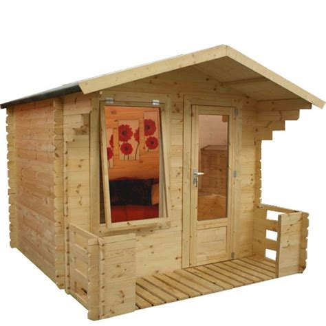 Waltons Log Cabins Reviews by Walton S Mini Studio With Veranda Log Cabin Review Best