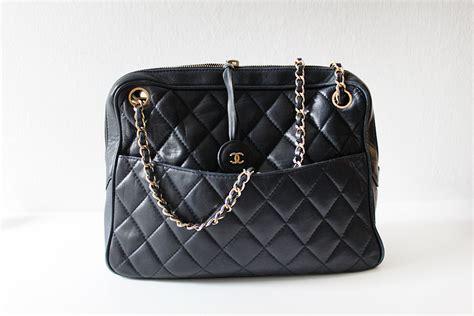 Chanel Taschen Modelle by Chanel Tasche Schwarz Chanel Taschen Tasche Aus Lammleder