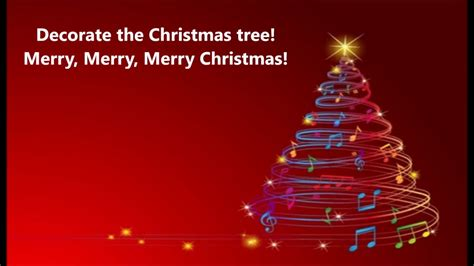 the littlest christmas tree musical the littlest tree song 1 time to decorate the tree revised size