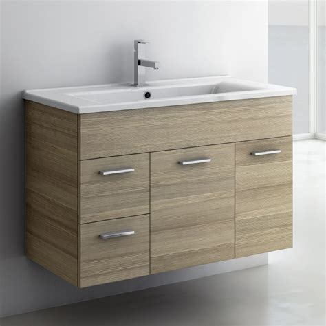 33 bathroom vanity sink cabinet 33 inch vanity cabinet with fitted sink acf lor03