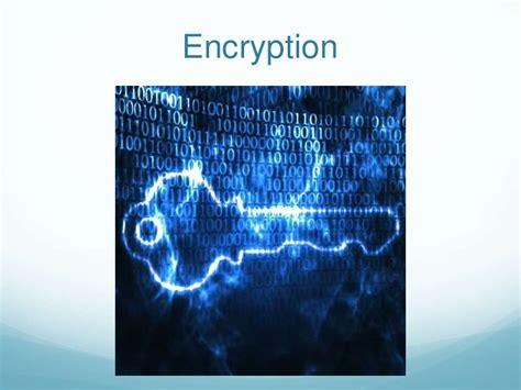 encryption tutorial powerpoint slides encryption php