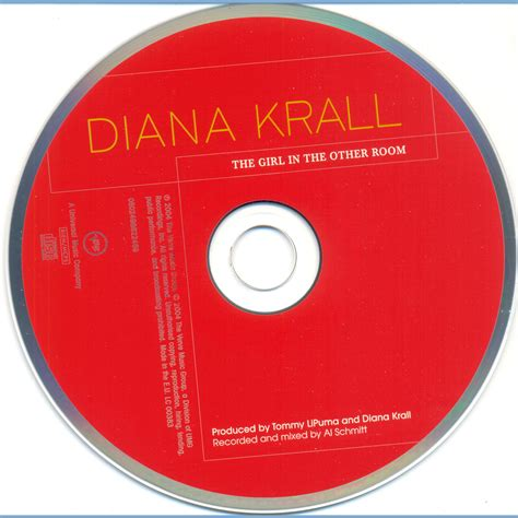 the in the other room the in the other room diana krall mp3 buy tracklist