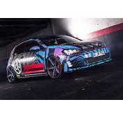 JP Performance Zeigt Farbe Am Neuen VW Golf GTI  Tuningblogeu