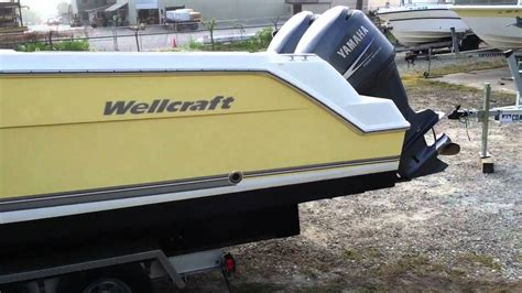wellcraft boats youtube 29 wellcraft 04 used boat for sale youtube