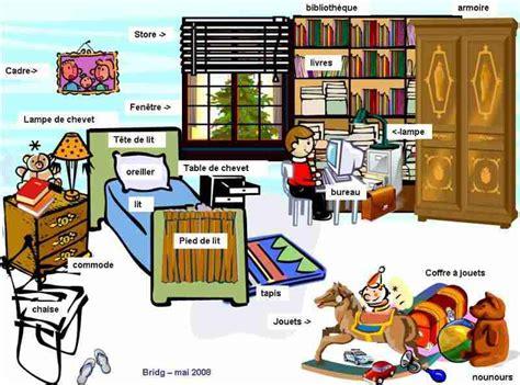 ma chambre vocabulaire ma chambre 2