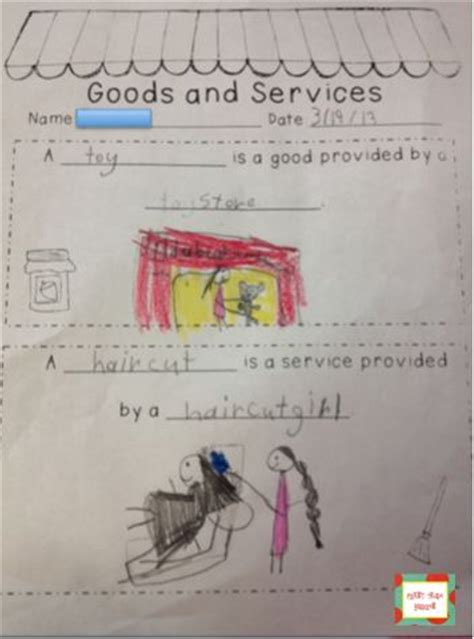 Goods And Services Worksheet by Goods And Services Economics Goods And Services