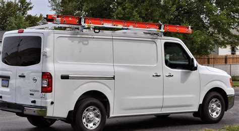 Nissan Nv Roof Rack by Vacaville Nissan Fleet Adrian Steel Roof Rack Review