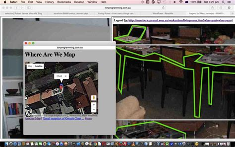html geolocation tutorial legend for and from html map element web server tutorial