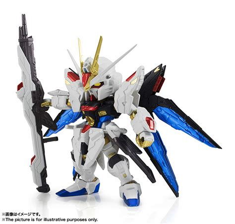 Bandai Nxedge Alie Strike Gundam bandai nxedge style strike freedom gundam re color ver