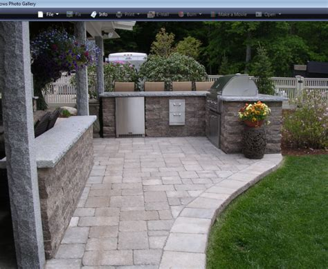 Patio Designs And Ideas by Patios Designs Interior Designs Ideas
