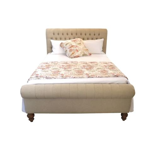 chesterfield bed european design chesterfield upholstered bed in queen size