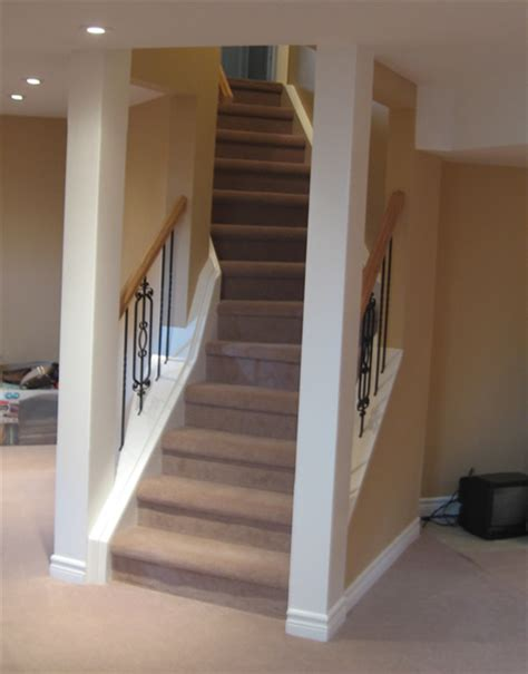 Basement Stairway Ideas Basement Stair Ideas