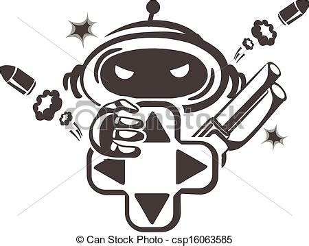 gamer vector icon associated with a variety of games