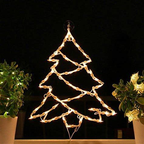 Fensterdeko Weihnachten Beleuchtet by Fenster Silhouette Weihnachten Weihnachtsdeko