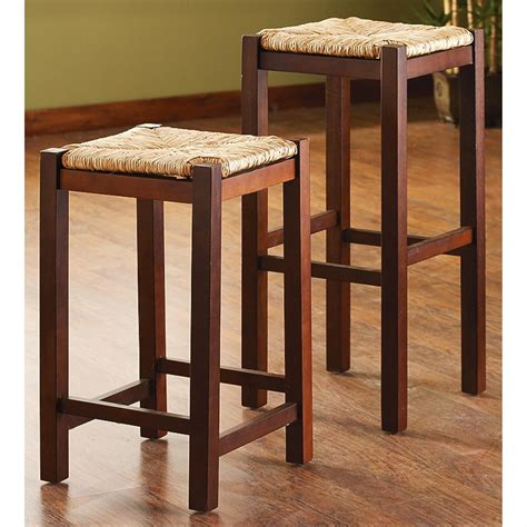 Woven Seat Bar Stools by Woven Seat Bar Stool Shapeyourminds