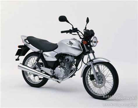 honda cg 125 honda cg 125 katalog motocykli