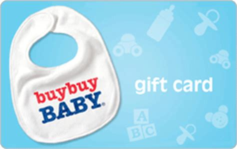 baby shower gift cards giftcardmall com - Buy Buy Baby Gift Card