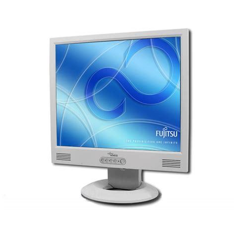 Lcd Fujitsu monitor lcd fujitsu siemens 17 quot inch grad b