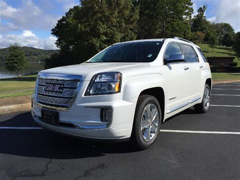 gmc terrain mods test drive gmc terrain redesigned for 2016 times free press