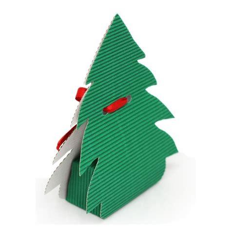 regalo arbol de navidad cajita de regalo automontable de abeto navide 241 o color verde