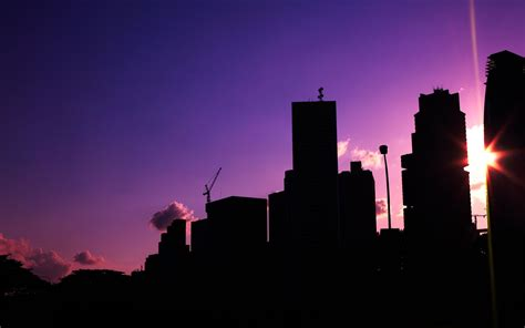 stunning collection  purple sky sunset pictures  hd